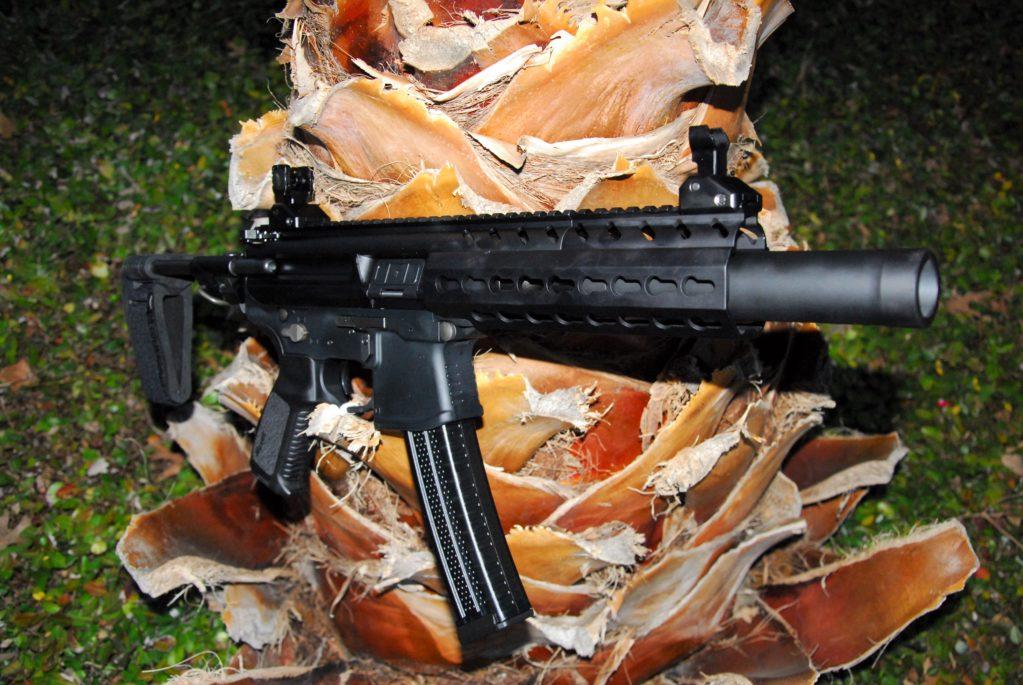 Sig Sauer MPX Tacops 9mm
