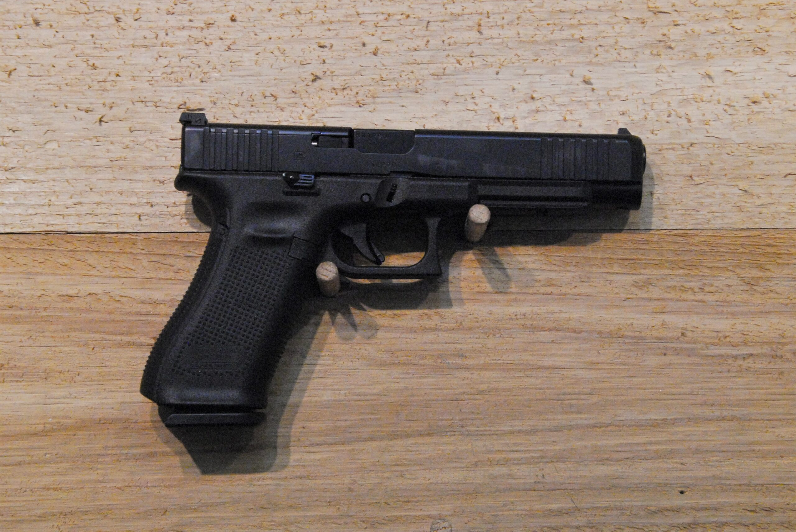 Glock 34 Gen 5 Mos Fss 9mm Adelbridge Co Inc 34 толщина оружия по затвору, мм: adelbridge