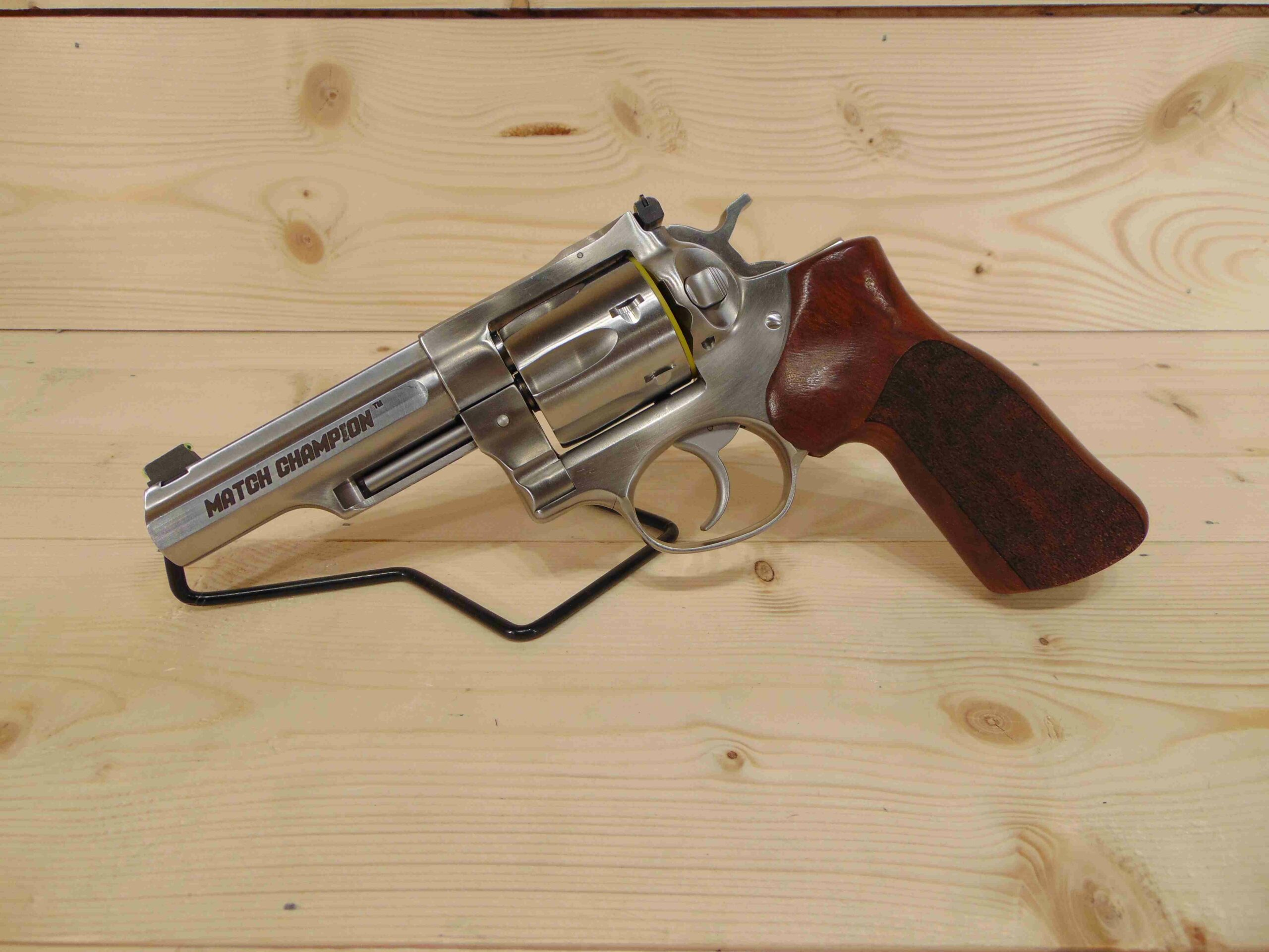 Ruger-GP100-MatchChampion-Used